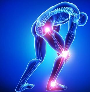 foot knee and hip pain - Home