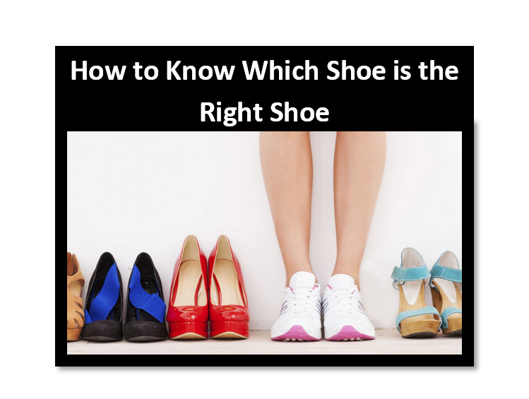 shoes types fitting - Home