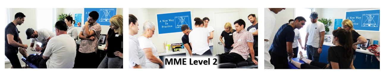 MMe Level 2 - CPD Training Courses MME Level 2